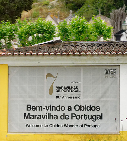 Welcome to Obidos Portugal