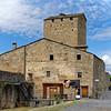 Aínsa-Sobrarbe, Aragón, Spain - Chateau d'Ainsa-Sobrarbe