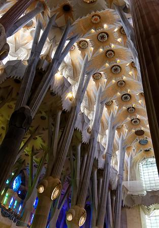 Barcelona Catalonia Spain – La Sagrada Família