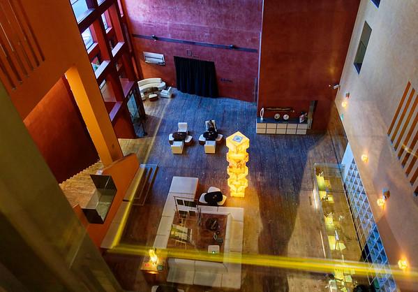 Meliá Bilbao - lobby
