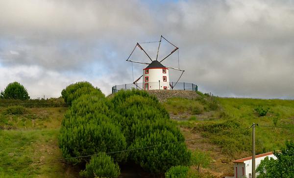 Portugal - older wind power