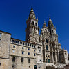Santiago de Compostela Galicia Spain - the Cathedral