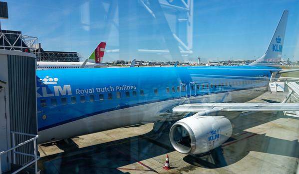 Portela Airport, Lisbon