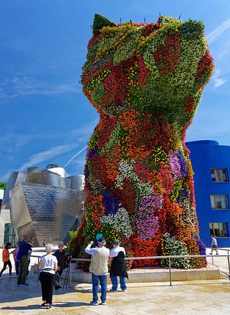 Bilbao, Basque Country, Spain - Guggenheim