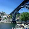 Porto Portugal - The Dom Luis I Bridge