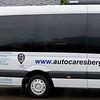Gistaín Aragon Spain - our smaller bus for the backroads