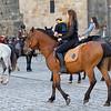 Santiago de Compostela Galicia Spain - Galician riding club