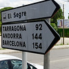 Lleida Catalonia Spain - on to Barcelona