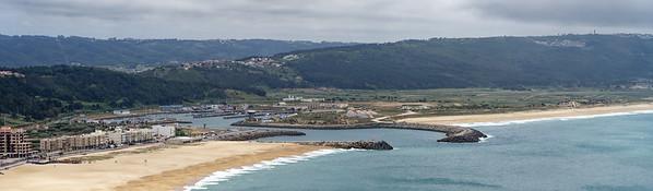 Nazaré Portugal - harbor