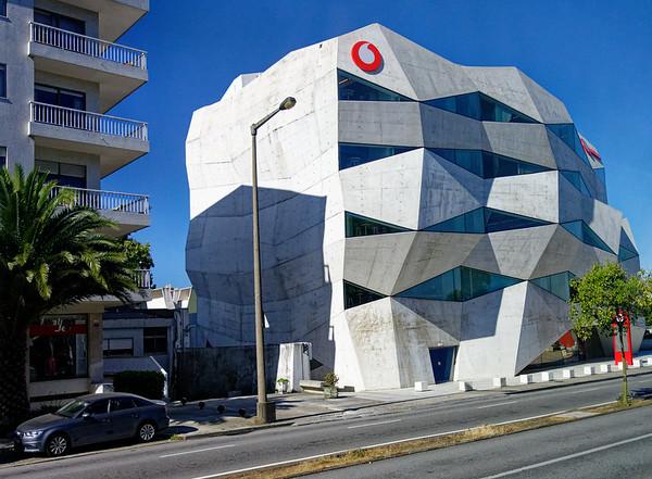 Porto Portugal - Vodaphone head office
