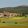 near Agilar de Campoo Spain, farming scene