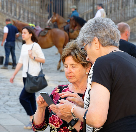 Santiago de Compostela Galicia Spain - Sherrie & Suzanne S