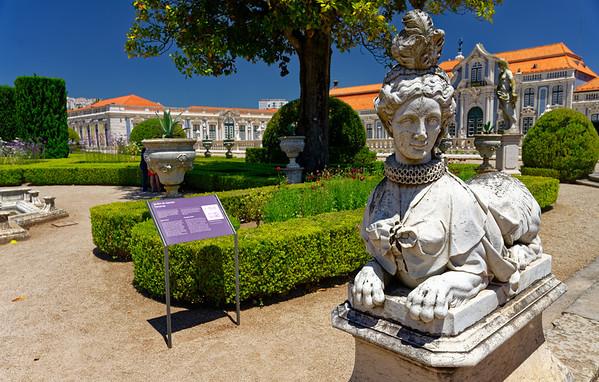 Lisbon Portugal - Queluz Palace