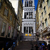 Lisbon Portugal - elevator dating from 1902