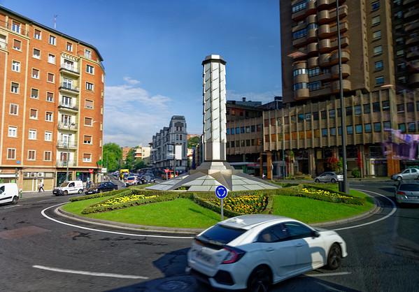 DAY 10: By bus from Bilbao to Bermeo, Gernika, funicular