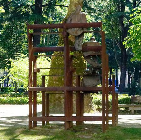 Porto Portugal - Cordoaria Park
