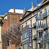 Barcelona Catalonia Spain – Walk along Passeig de Gràcia