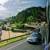 on the road to Gernika, Basque Country, Spain