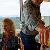 Bodega Berroja Winery, Basque Country, Spain - the owner pours the wine