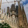 Barcelona Catalonia Spain – La Sagrada Familia