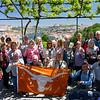 Porto Portugal - W.&J. Graham's - Horns up
