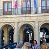 León, Castile and León, Spain - our guide Patricia