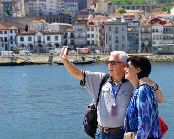 Porto Portugal - Tim and Grizelda