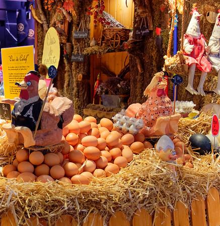 Barcelona Catalonia Spain – La Boqueria Market