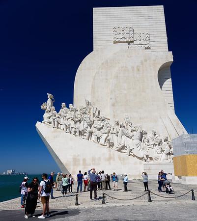 Lisbon Portugal - Explorers' Monument