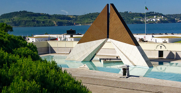 Lisbon Portugal - Monumento Combatentes Ultramar