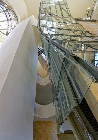 Bilbao, Basque Country, Spain - Guggenheim Museum