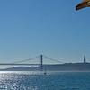 Lisbon Portugal - 25 de Abril Bridge