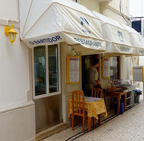 Nazaré Portugal - O Bartidor