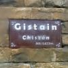 Gistaín (in the rain) Aragon Spain