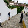 Obidos Portugal AnnClery, Jim, Suzanne S
