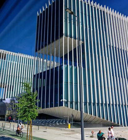 Lisbon Portugal - interesting building