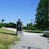 Lisbon Portugal - Amalia Rodrigues Garden