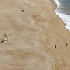 Nazaré Portugal - surfers