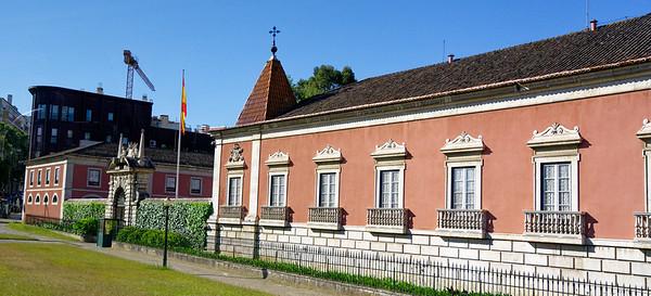 Lisbon Portugal - Spanish embassy