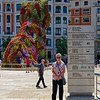 """Bilbao, Basque Country, Spain - Guggenheim """"Puppy"""" and Suzanne S"""