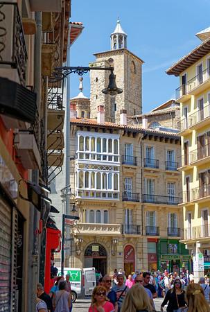 Pamplona Navarre Spain