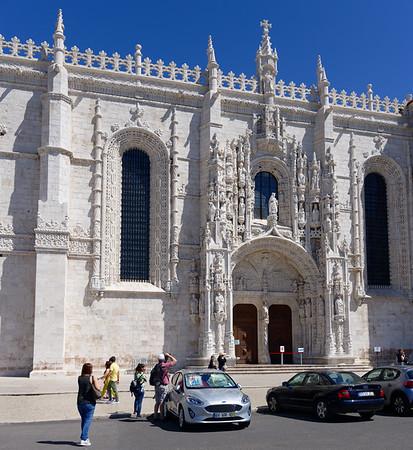 Lisbon Portugal - Jerónimos Monastery