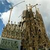 Barcelona, Catalonia, Spain - Basílica de la Sagrada Família