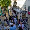 Lisbon Portugal - funicular