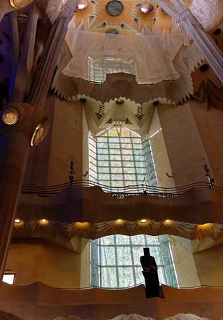 Barcelona Catalonia Spain – La Sagrada Família Glory Façade