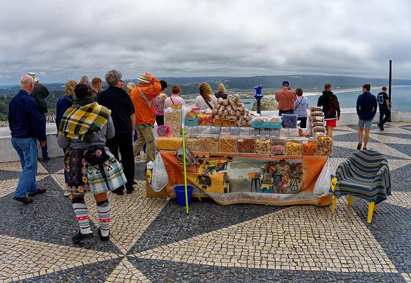Nazaré Portugal - breezy