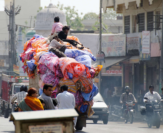 Transportation in India, Jaipur