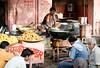 Street food scene, Jaipur