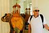 DAY 6:  John's ready, Jai Mahal Palace Hotel, Jaipur