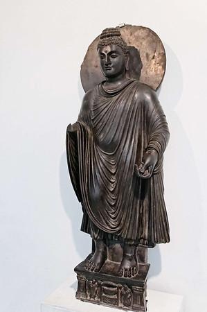 Buddha, 2nd century AD, India's National Museum, Delhi